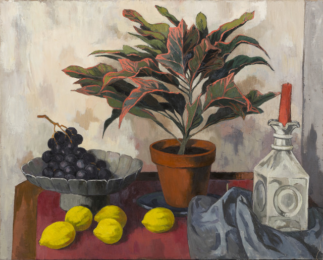 , 'Still Life with Lemons and Grapes,' , Childs Gallery