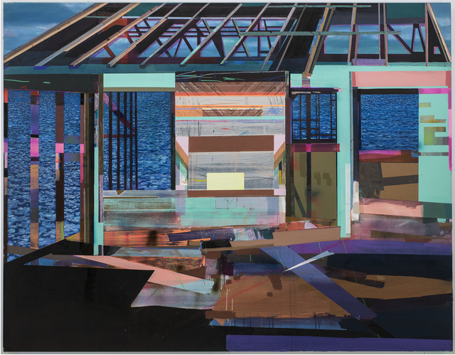 , 'California Cabin,' 2017, Freight + Volume