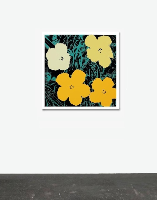 Andy Warhol, 'Flowers - Sunday B. Morning (After)', Reproduction, Serigraph, ARTEDIO