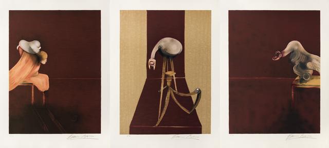 Francis Bacon, 'Triptyque 1944', 1944, Galerie Lelong & Co.