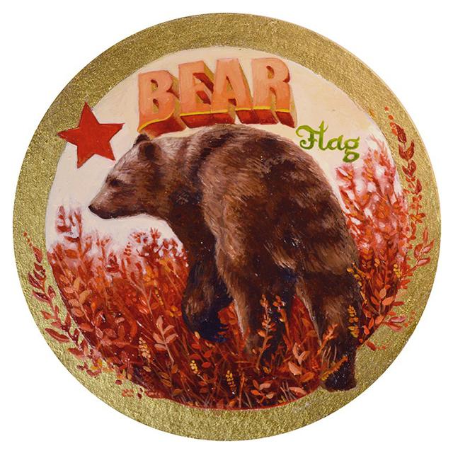 , 'Bear Flag Beer,' 2018, Gallery 30 South