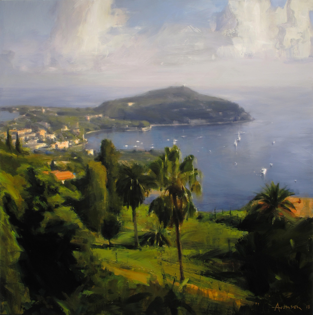 , 'Sun and Clouds, Cap Ferrat,' 2016, Jenkins Johnson Gallery
