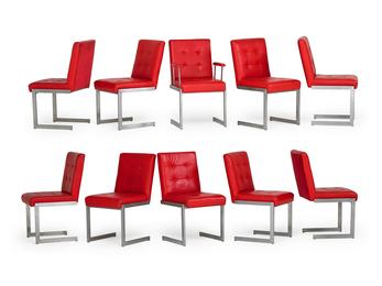 Vladimir Kagan Dining Chairs