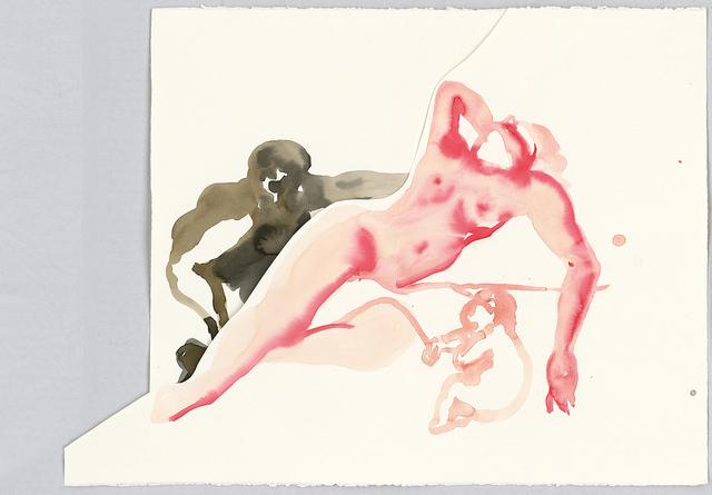 , 'Venus and Satyr,' 2017, Aki Gallery