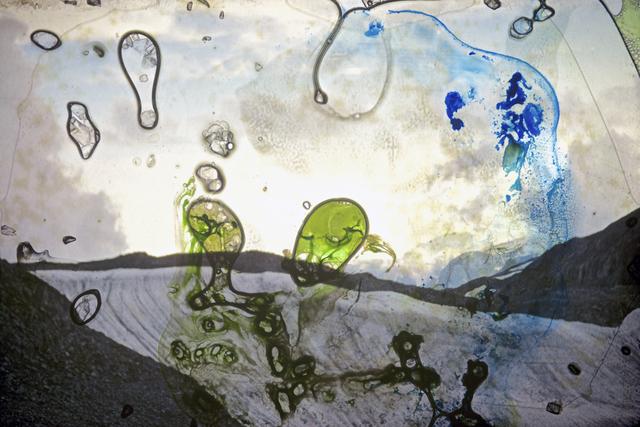 , 'Montem III,' 2015, Francis Boeske Projects