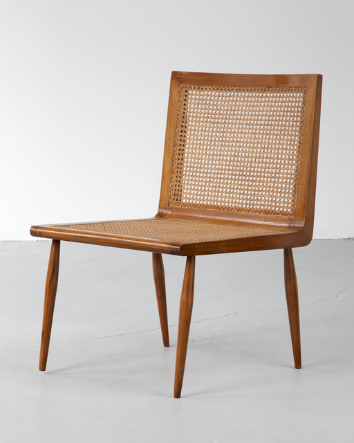"Joaquim Tenreiro, '""Low bedroom chair""', 1950s, R & Company"
