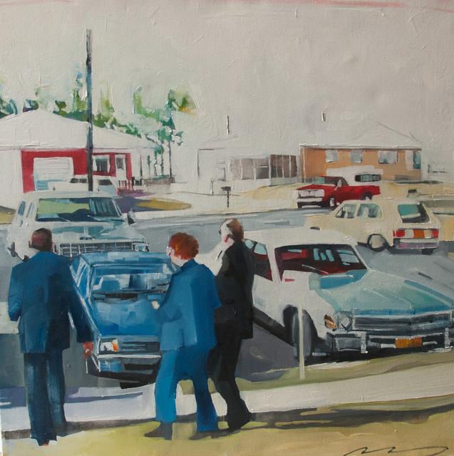 , 'Cul de Sac,' 2016, Susan Eley Fine Art