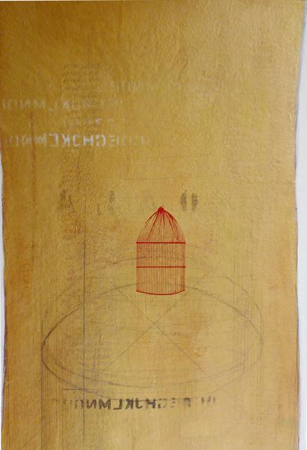 , 'Embedded 4,' 2014, Beatriz Esguerra Art