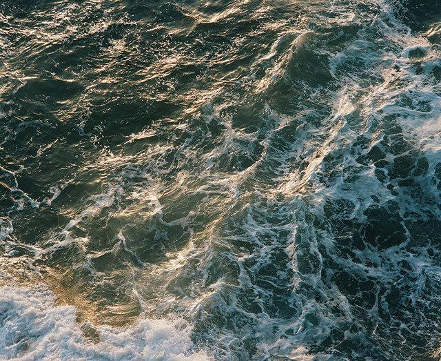 , 'Ocean #1,' 2016, OLSEN GALLERY
