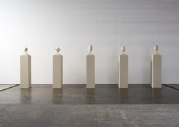 , 'Five Finials,' 1999, Victoria Miro
