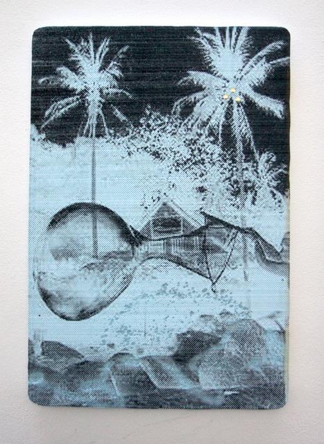, ''Untitled (An aquadelic ringtone)',' 2008-2014, 1646