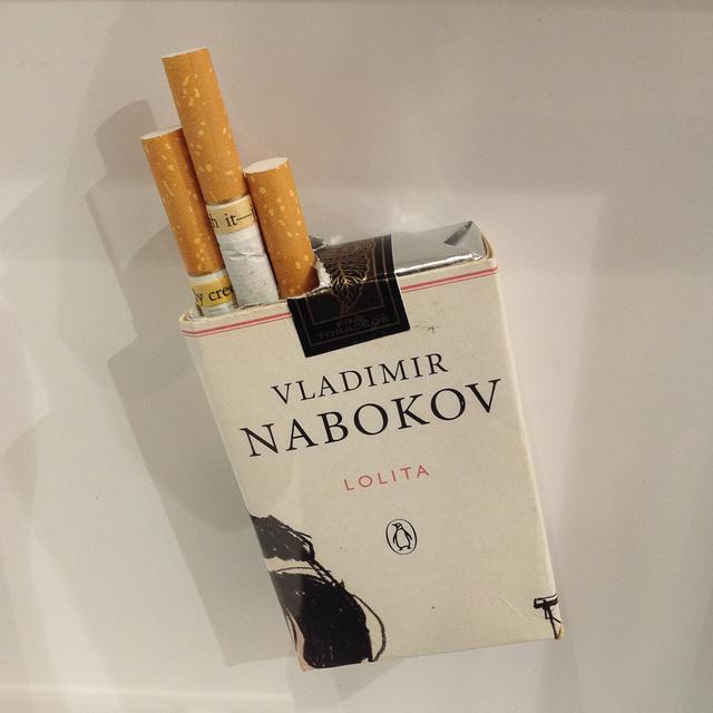 , 'Literary Smoke - Lolita,' 2015, PLUTSCHOW GALLERY