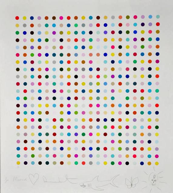 Damien Hirst, 'Hypothalamus Acetone Powder', 2012, Lougher Contemporary