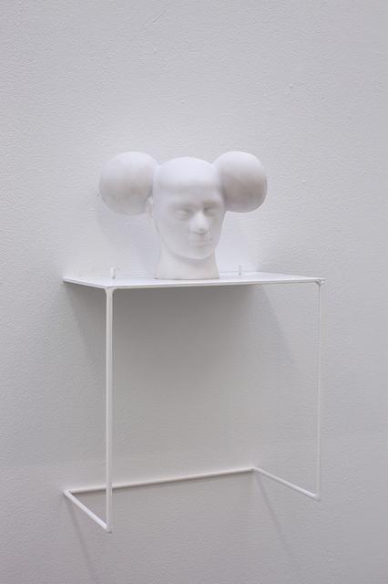 Petra Morenzi, 'Head with two balls', 2017, Akinci