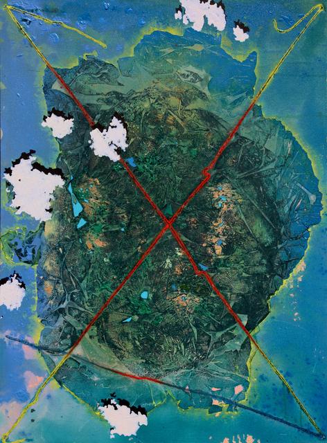 , 'Island X,' 2015, ACME.