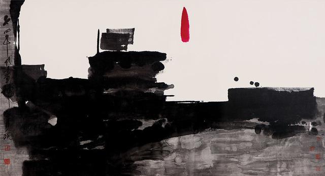 , 'Zen Painting A74-3 禪畫 A74-3,' 1974, Alisan Fine Arts