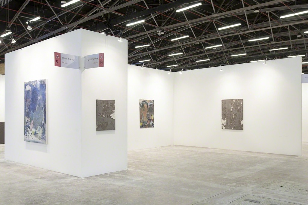 ARTBO, Bogotá, Installation view, Steve Turner, October 2015