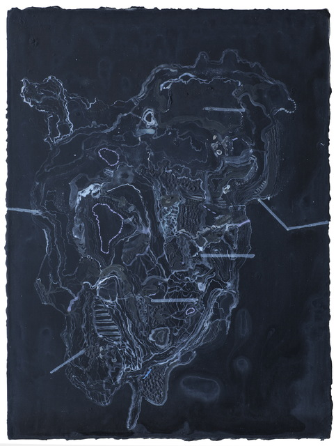 , 'Little Profile,' 2013, Aye Gallery