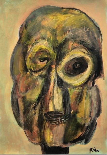 Rigo (José Rigoberto Rodriguez Camacho), 'Head No. 9', ca. 2019, Thomas Nickles Project
