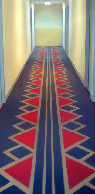 , 'Corridor,' ca. 2018, PontArte