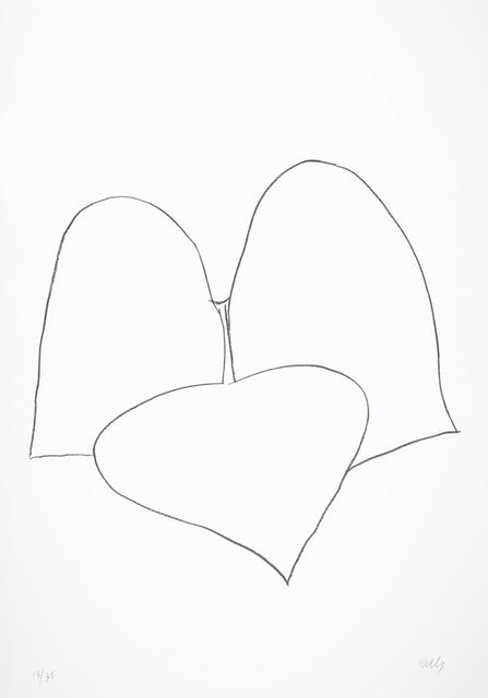 , 'String Bean Leaves III,' 1966, Mary Ryan Gallery, Inc