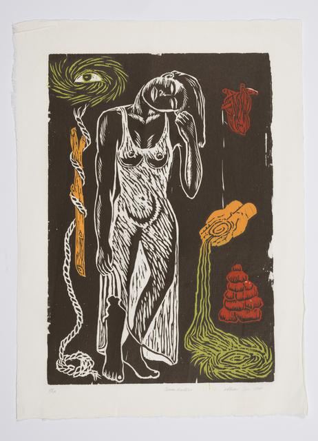 , 'Somnambulist,' 1991, David Klein Gallery