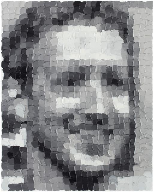 , 'Mark Zuckerberg,' 2016, Galerie von Braunbehrens