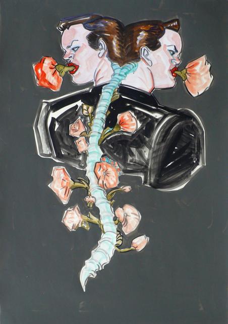 Vlada Ralko, 'Untitled', 2018, Port agency
