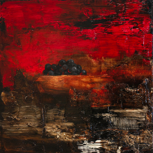 , 'New Red Situation,' 2010, Newzones