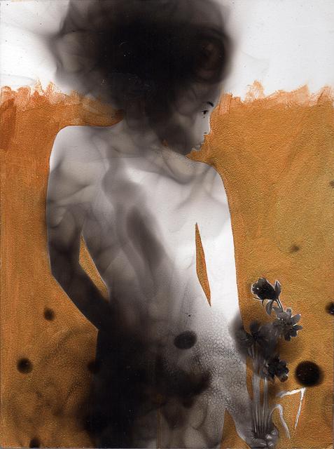 , 'Flower Girl,' 2019, Adelson Galleries
