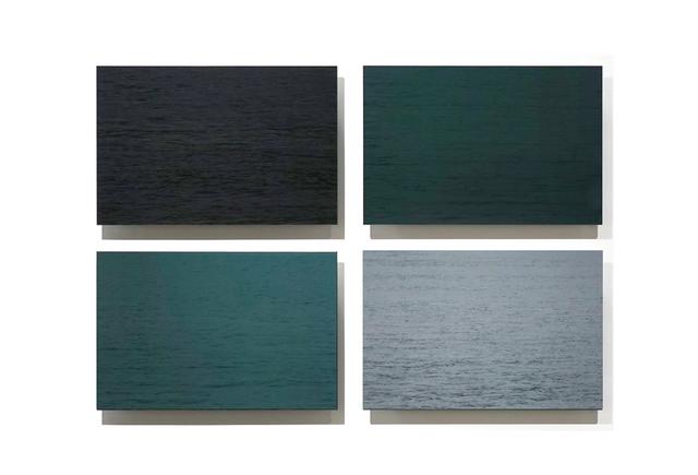 , 'Untitled (Blue Water 2014),' 2017, Blindspot Gallery