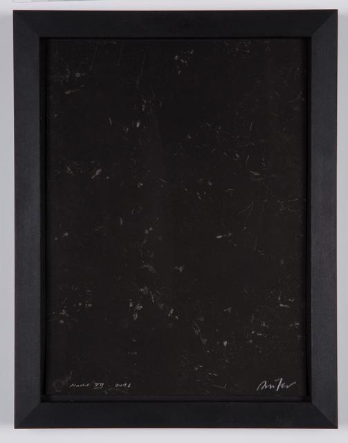 , 'Nacht Nr. 7,' 2017, Galerie Kandlhofer