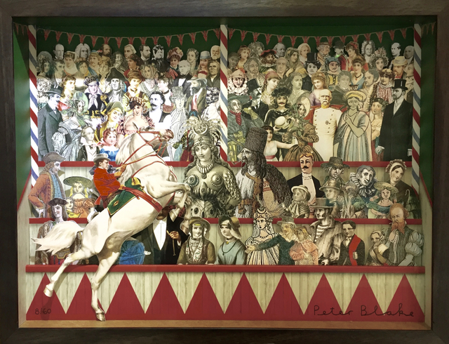 , 'Circus,' 2013, Joanna Bryant & Julian Page