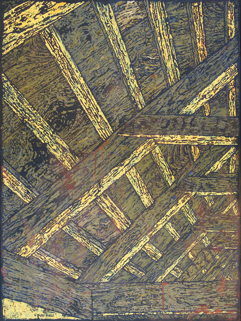 , 'Vault,' 2017, Coagula Curatorial
