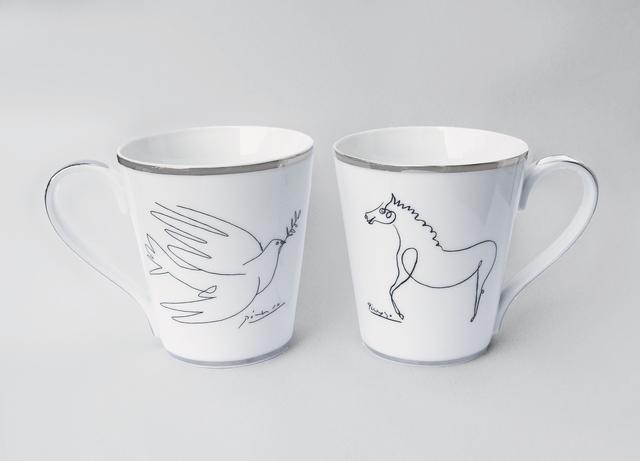 Pablo Picasso, 'Horse and Dove Mug Set', 2016, Artware Editions