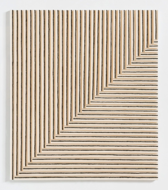 , 'Beam_st_x3,' 2015, AANDO FINE ART
