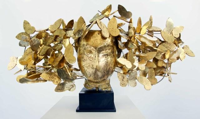 , 'Mariposas doradas,' 2017, Opera Gallery