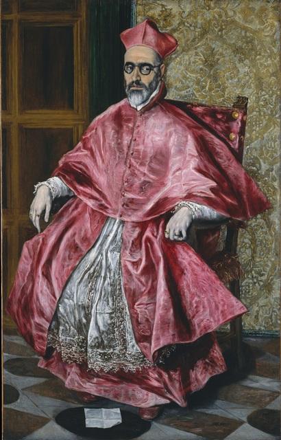 , 'Cardinal Fernando  Niño de Guevara (1541-1609),' ca. 1600, The Metropolitan Museum of Art