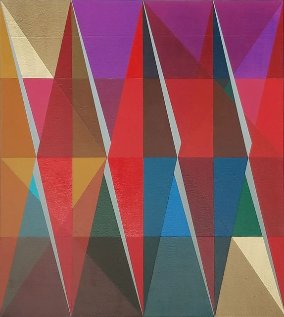 , 'Stillwater,' 2017, De Buck Gallery