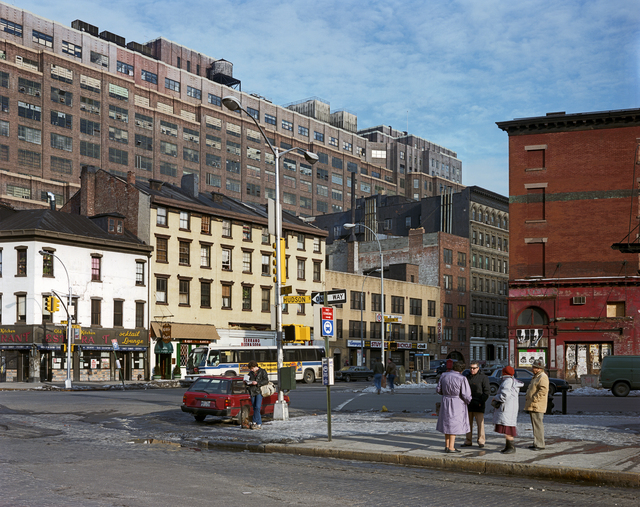 Brian Rose, 'West 14th Street and Ninth Avenue, 1985', 1985, Dillon + Lee