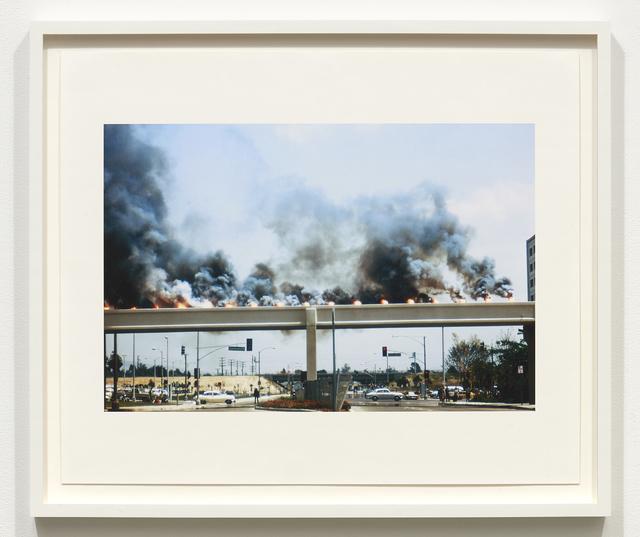 , 'Bridge Atmosphere,' 1972, Jessica Silverman Gallery
