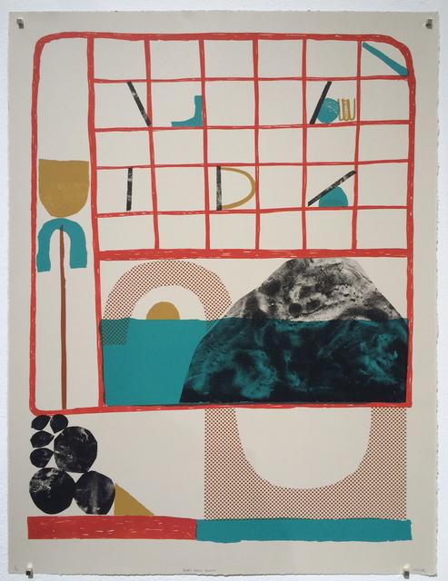 Mick Burson, 'Happy Saturn Return', 2017, Richard Levy Gallery