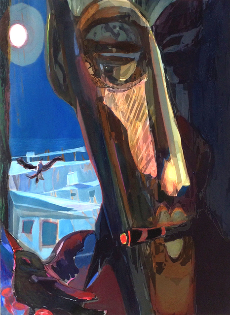 , 'Taking Flight,' 2014, Walter Wickiser Gallery