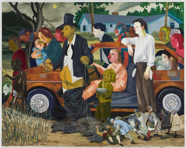 , 'The Triumph of Poverty,' 2009, New Museum