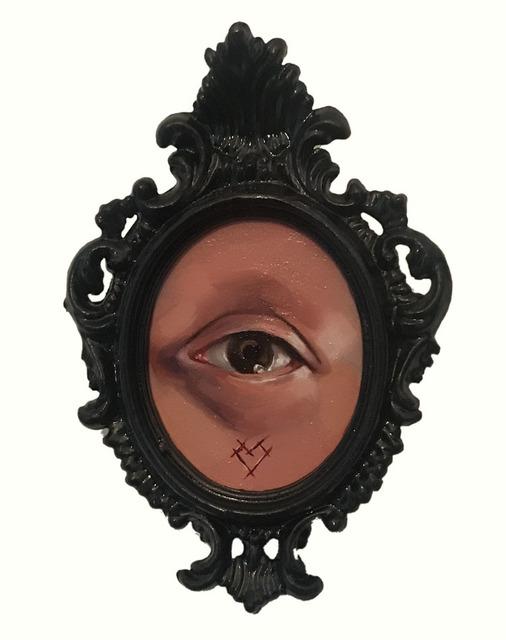 , 'Lovers Eye,' 2018, La Luz de Jesus Gallery