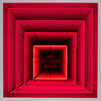 , 'No Se Puede Mirar,' 2013, Galerie Daniel Templon