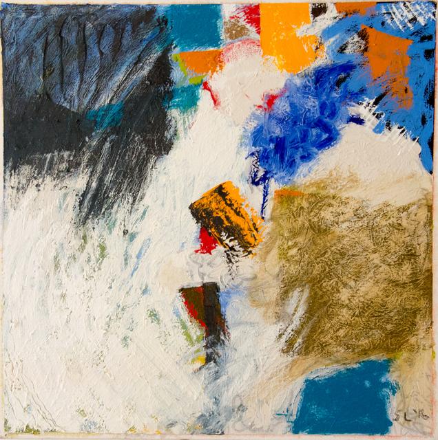 Lindsay, 'Doorman', 2016, Painting, Oil on canvas, Carter Burden Gallery