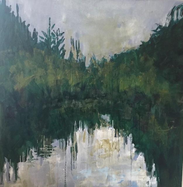, 'First Swim- Fergus,' 2018, parts gallery