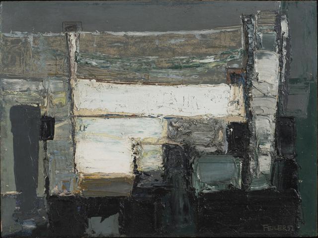 , 'Coastline,' 1952, Redfern Gallery Ltd.