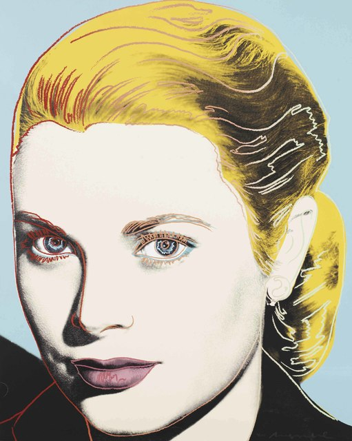 Andy Warhol, 'Grace Kelly', 1984, Christie's